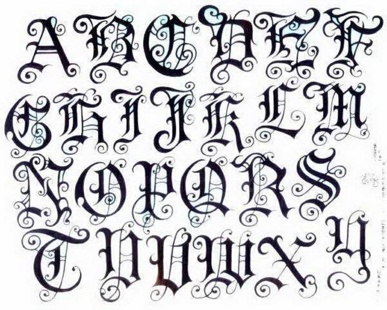 Tattoo Lyrics Découvrez Le Style Qui Correspond à Votre