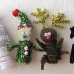 Artisanat de Noël pour enfants, 50 idées originales.