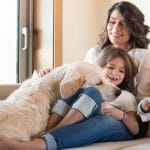 Adopter un chien pour ses enfants: comment assurer la cohabitation?