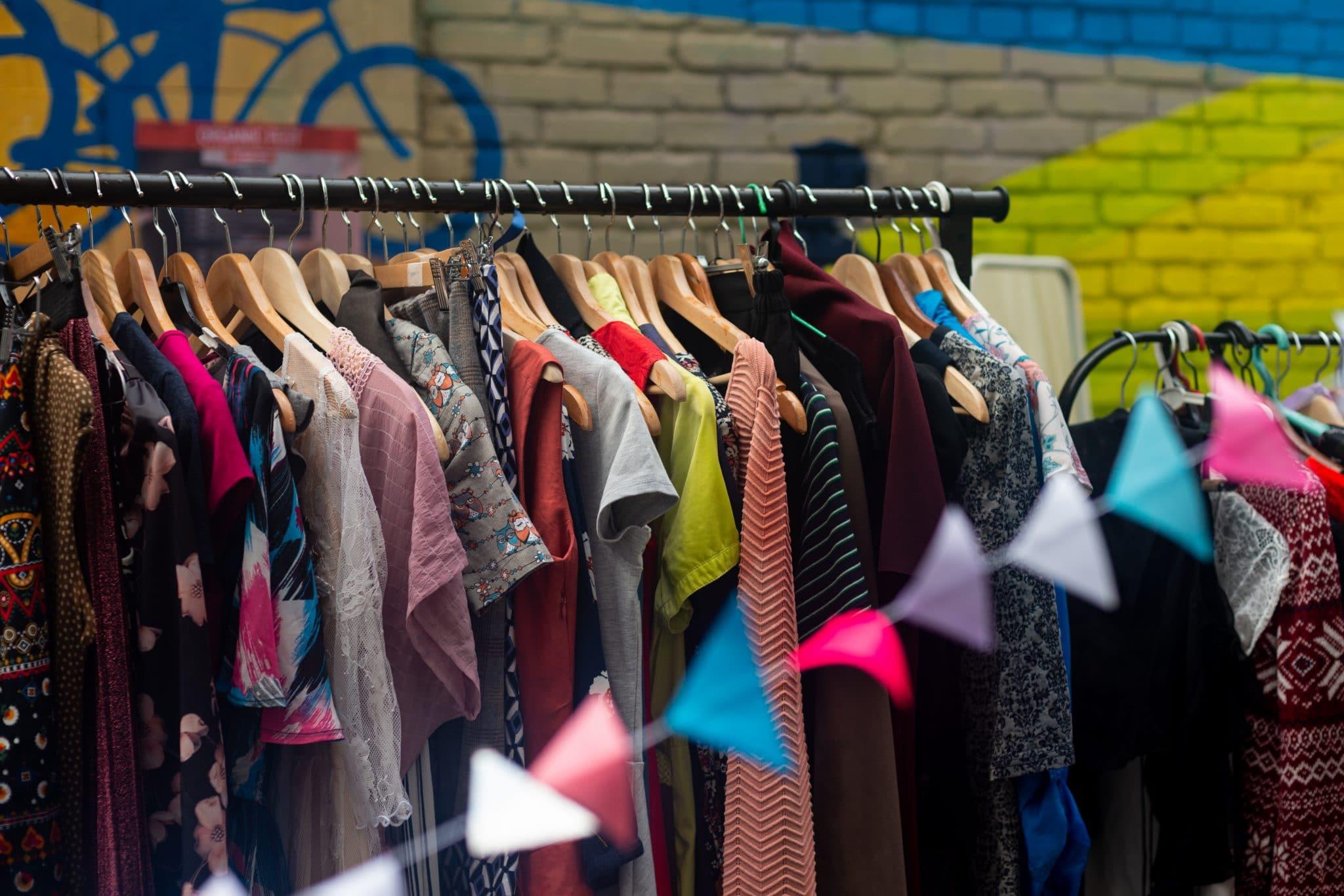 Où acheter des vêtements de seconde main ?