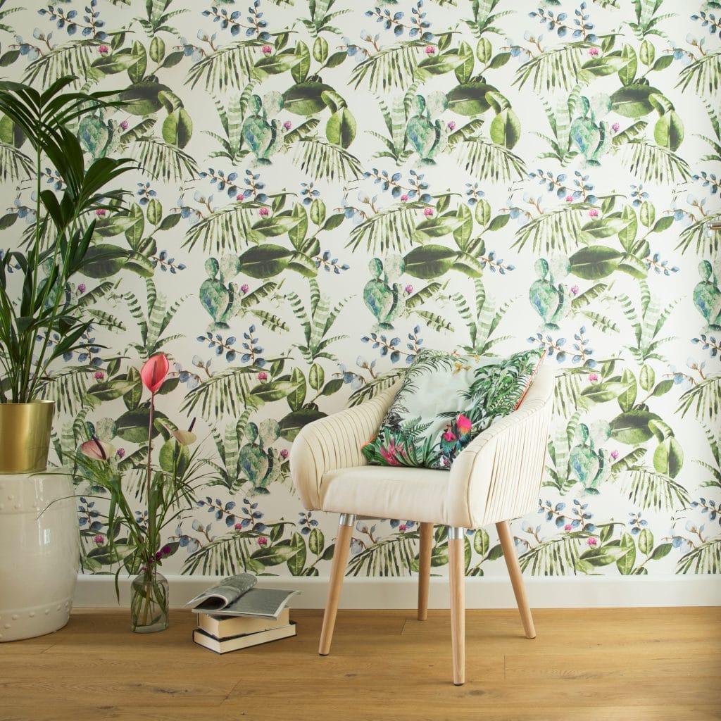 Comment choisir son papier peint botanique ?